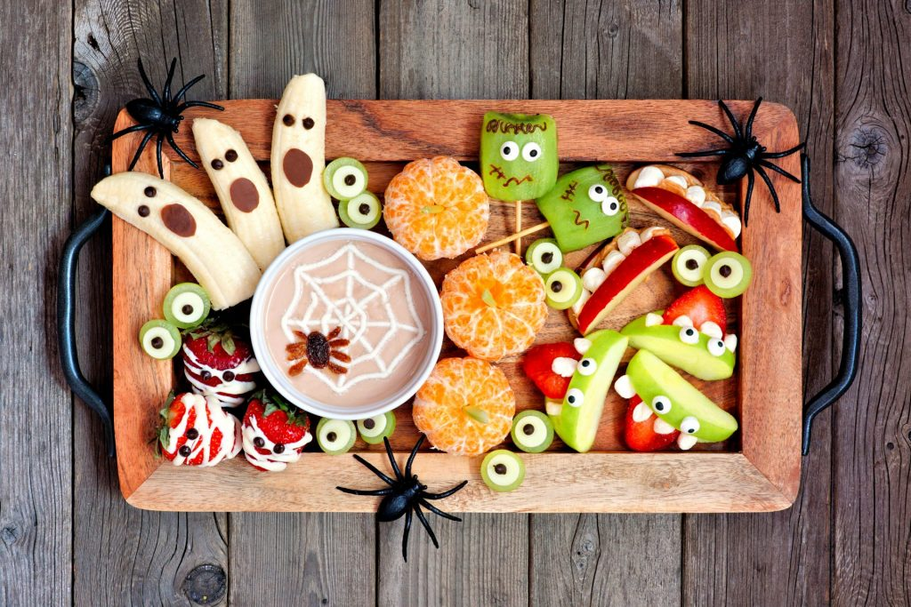 Halloween Party Fruits To Stay Healthy