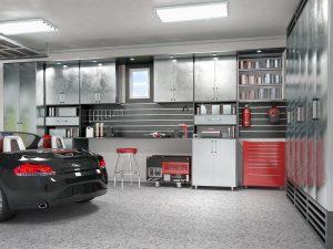 15 Space-Saving Garage Ceiling Storage Racks