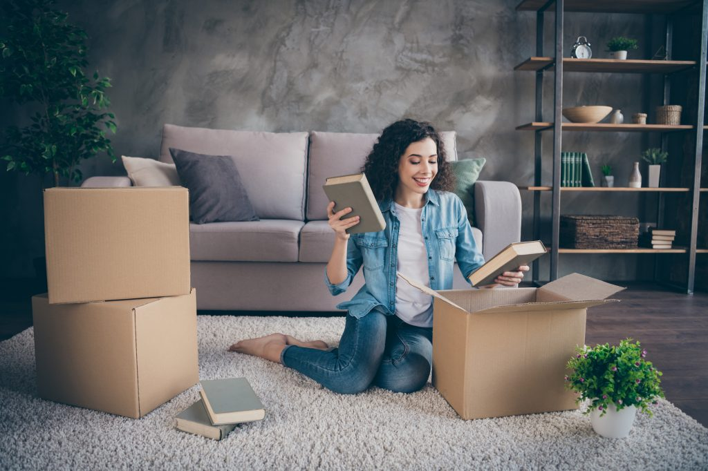categorising while moving