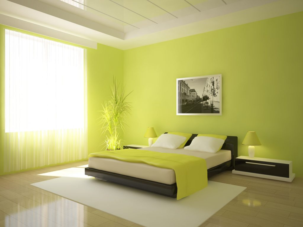 Use Lime Green For Brightness