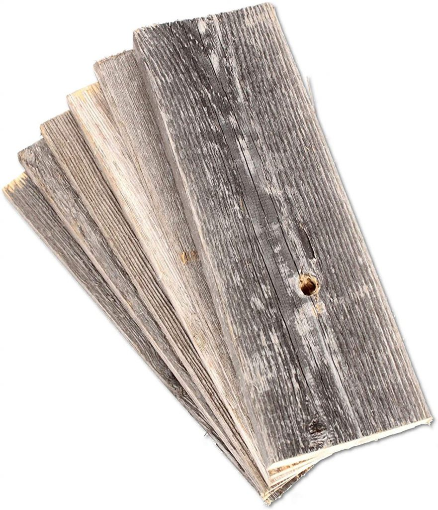 BarnwoodUSA Reclaimed Wood for Fence