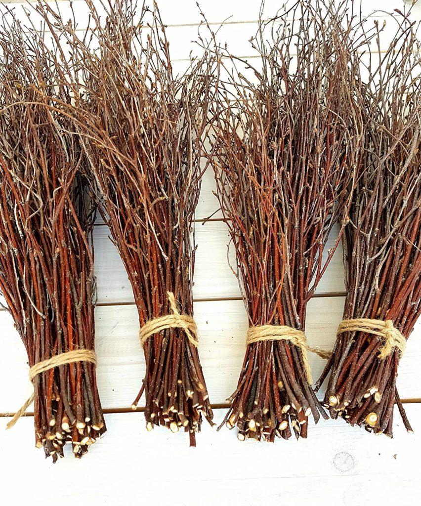 Birch Twigs for Fencing
