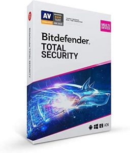 Bitdefender Total Security 2-Year Subscription