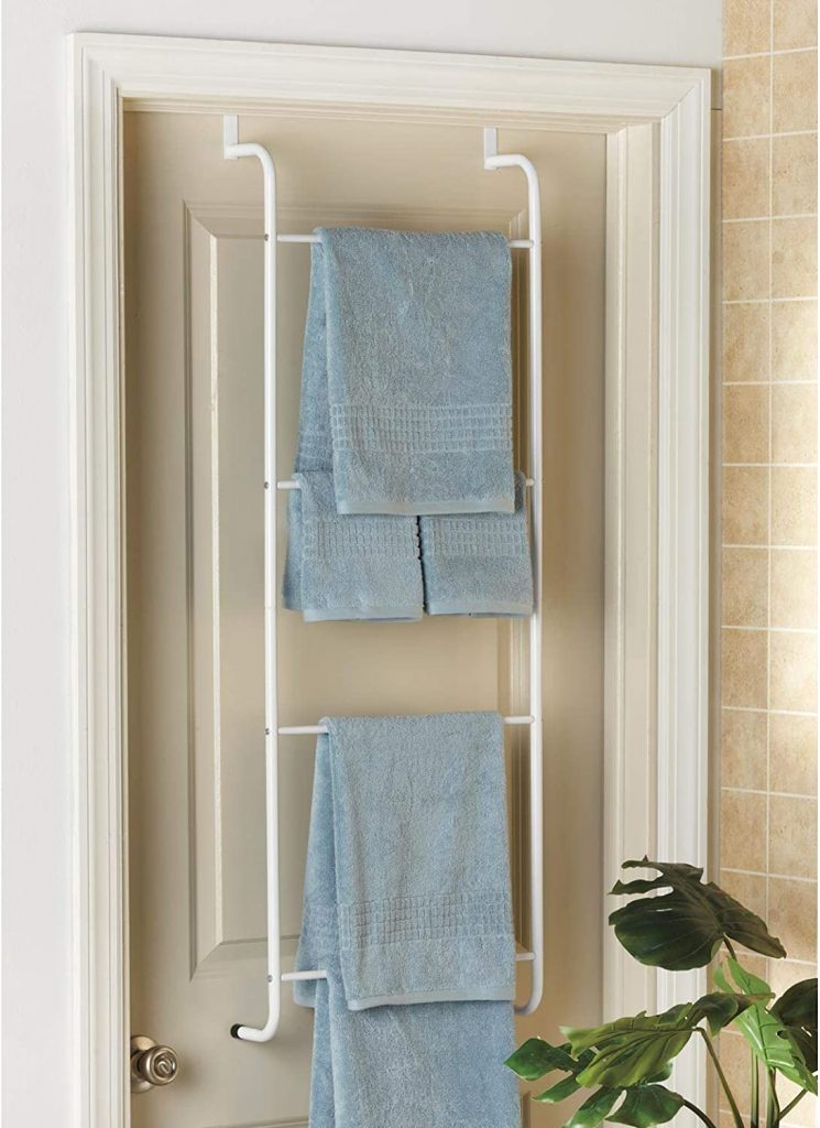 Carol Wright Over Door Towel Rack