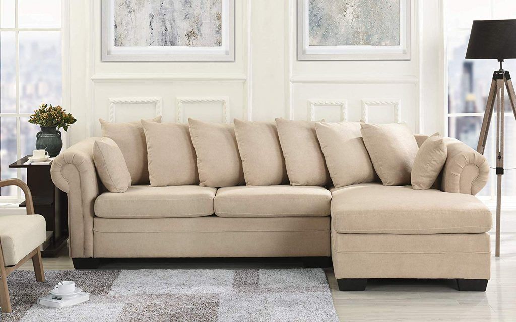 Chaise Lounge Couch By Sofamania