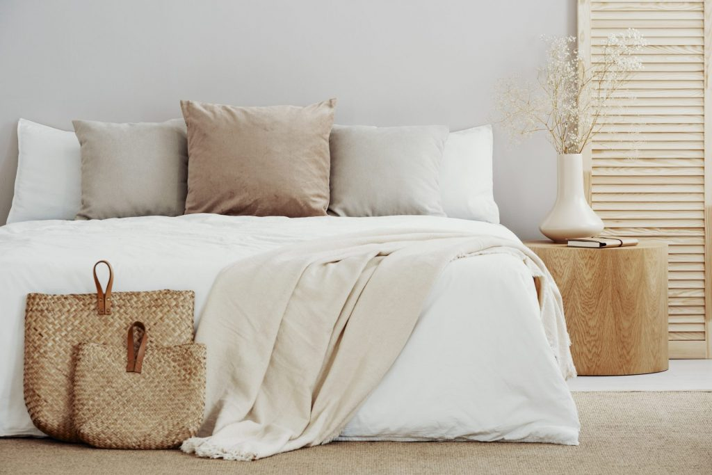 Comfy Bedding Makes For An Awesome Night's Sleep