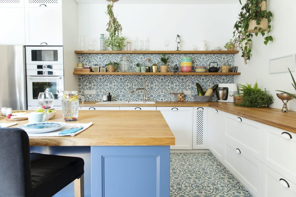 Create A Vintage Feel With Rustic Tiles