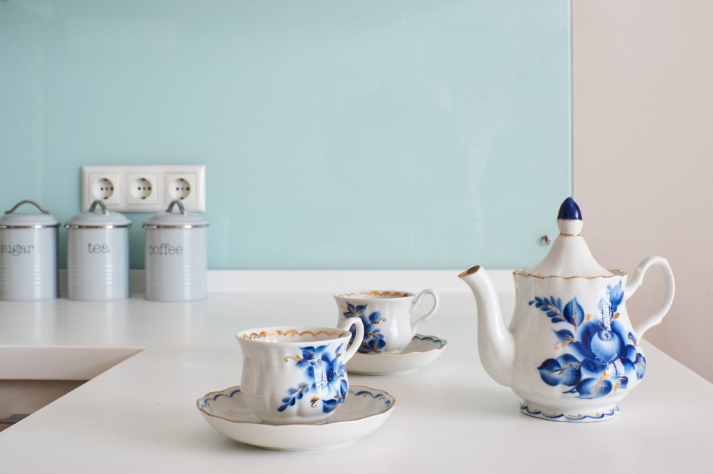 Don't Forget A Traditional English Kitchen Tea Set