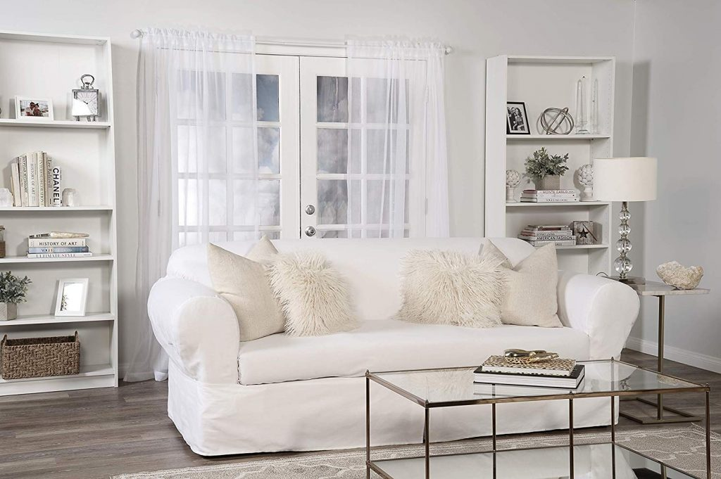 Dress Furniture In Slipcovers