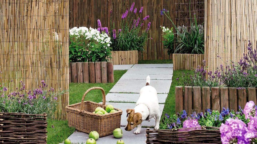 Gardman Bamboo Fence