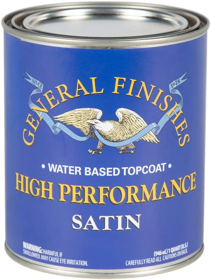 General Finishes Water Based Topcoat