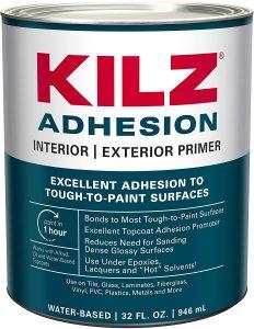 KILZ Adhesion High-Bonding Latex Primer