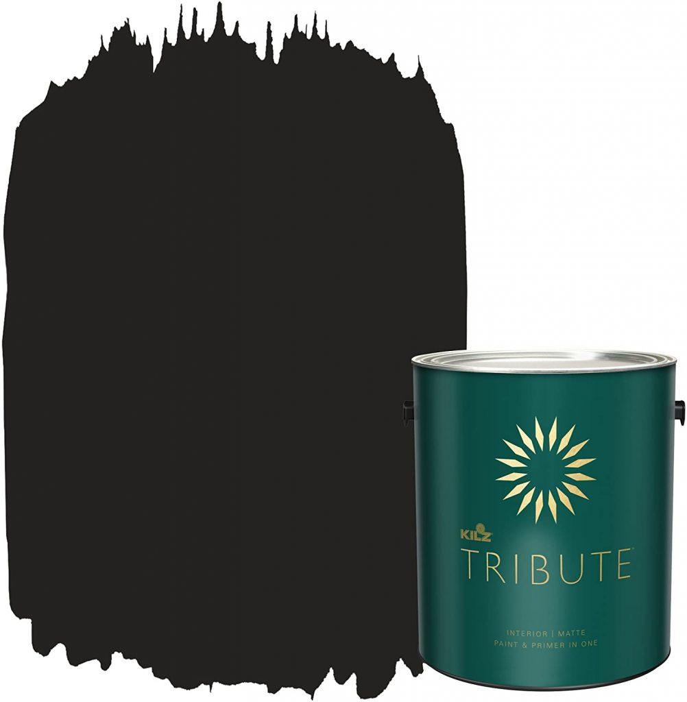 Kilze Matte Black Paint Onyx Black Matte