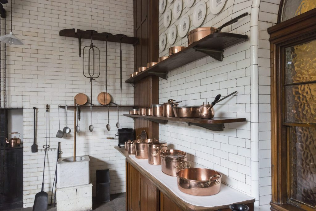Let Your Kitchen Shine With Copper Pots And Pans