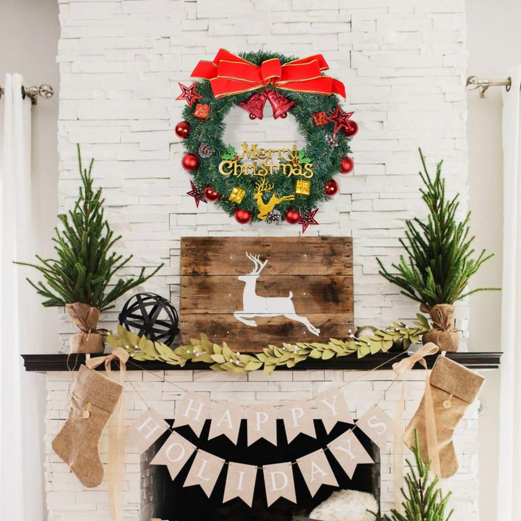 Lvydec Christmas Wreath