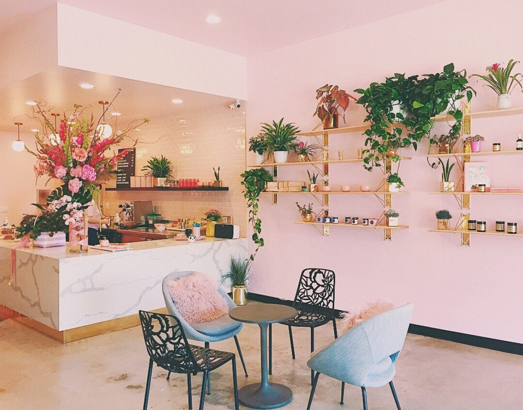 5 Ways To Give Your House A Millennial Pink Makeover