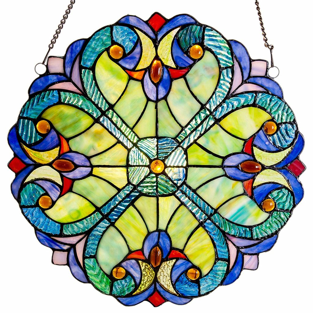 Mini Halston Panel Suncatcher