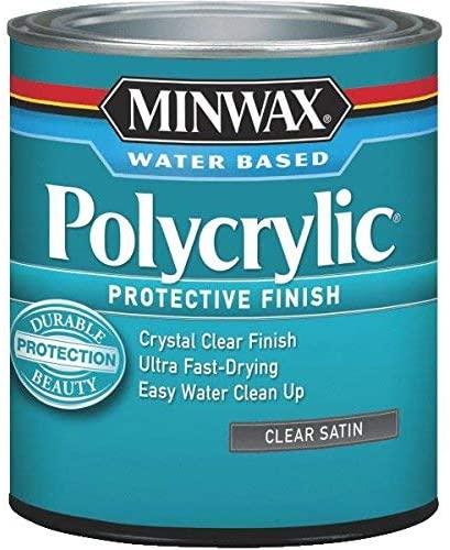 Minwax Polycrylic Protective Finish Water Based Paint