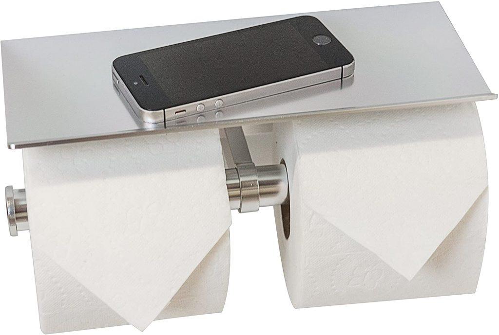 Neater Nest Reversible Toilet Paper Holder