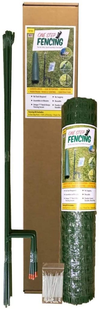 Temporary Fencing Kit