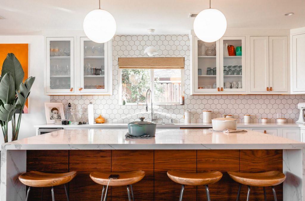 The Charming And Exciting Transitional Kitchen
