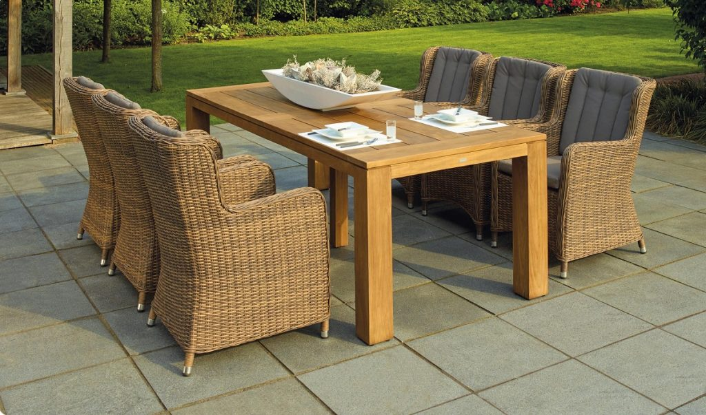 Rattan Furniture In Your Dining Room