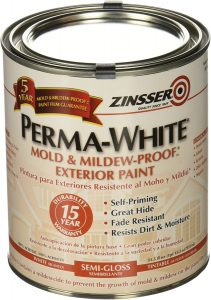 Rust-Oleum Zinsser Semi-Gloss Paint