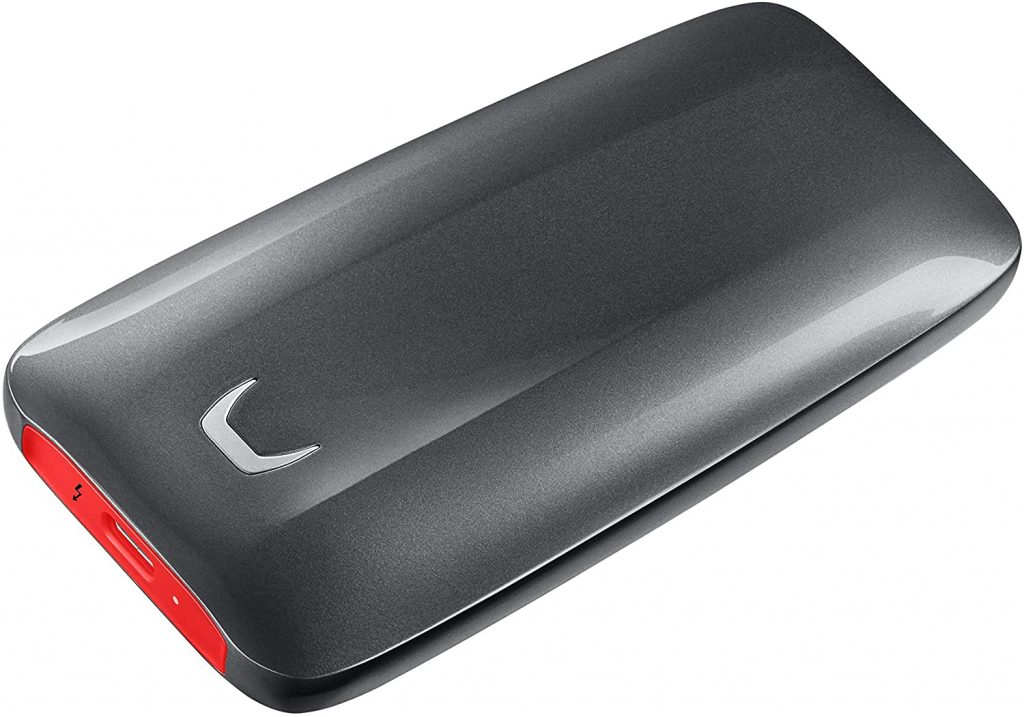 Samsung X5 Portable SSD