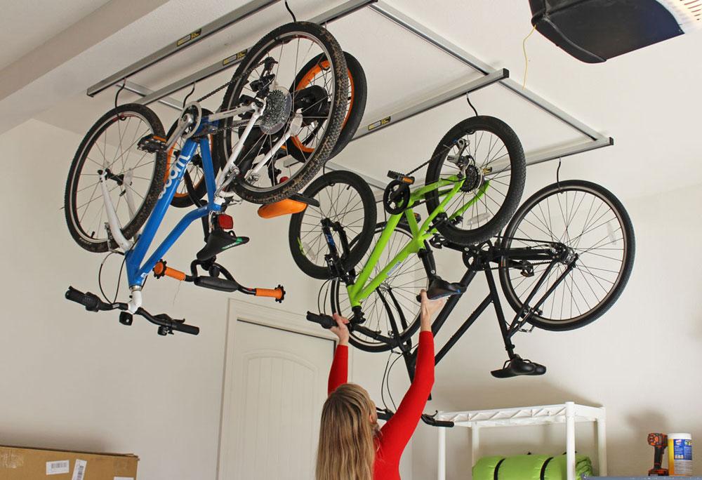 Saris Glide Bike Storage System