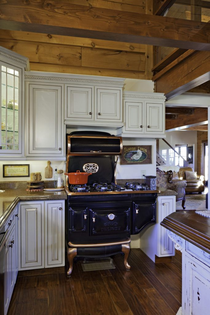 Something Old And Something New In Your English Kitchen