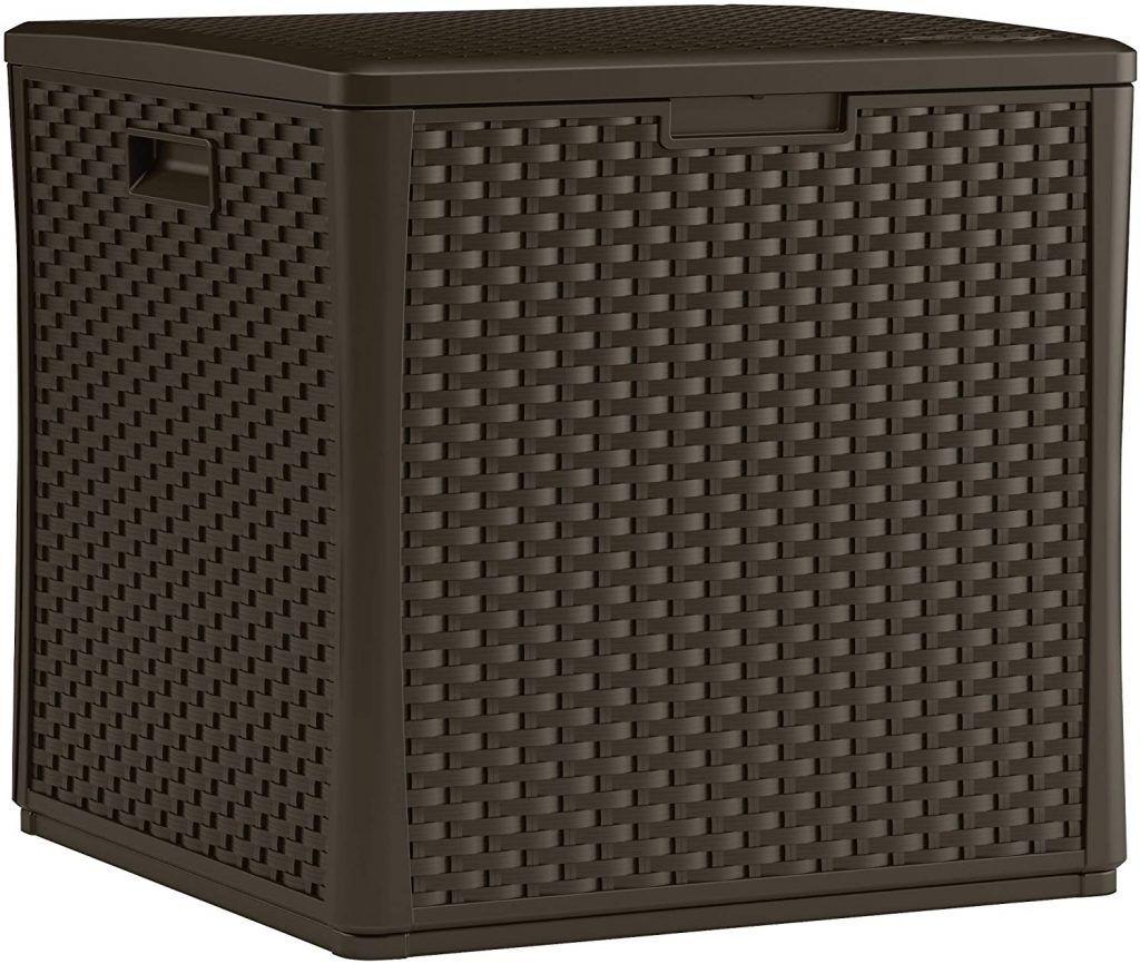 Suncast 60 gallon medium deck box