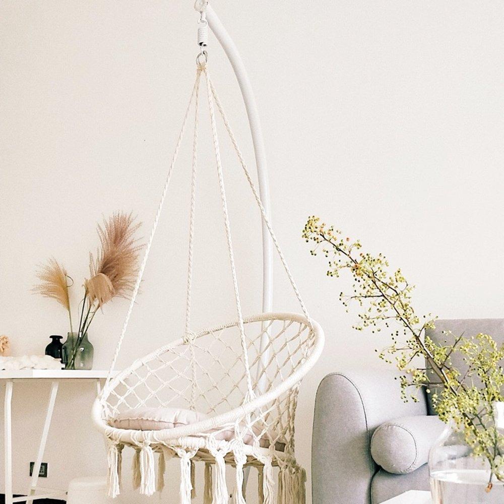 This Boho-Inspired Hammock Chair