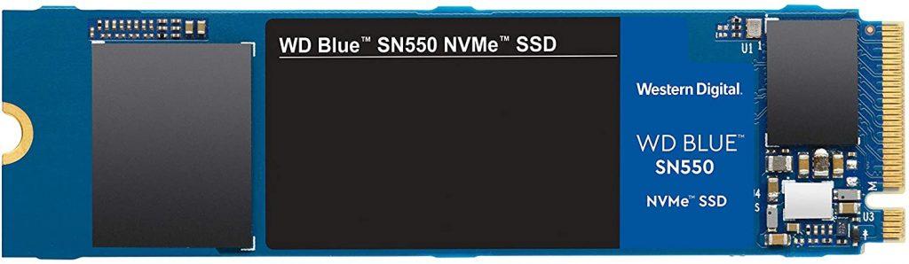 WD Blue SN 550