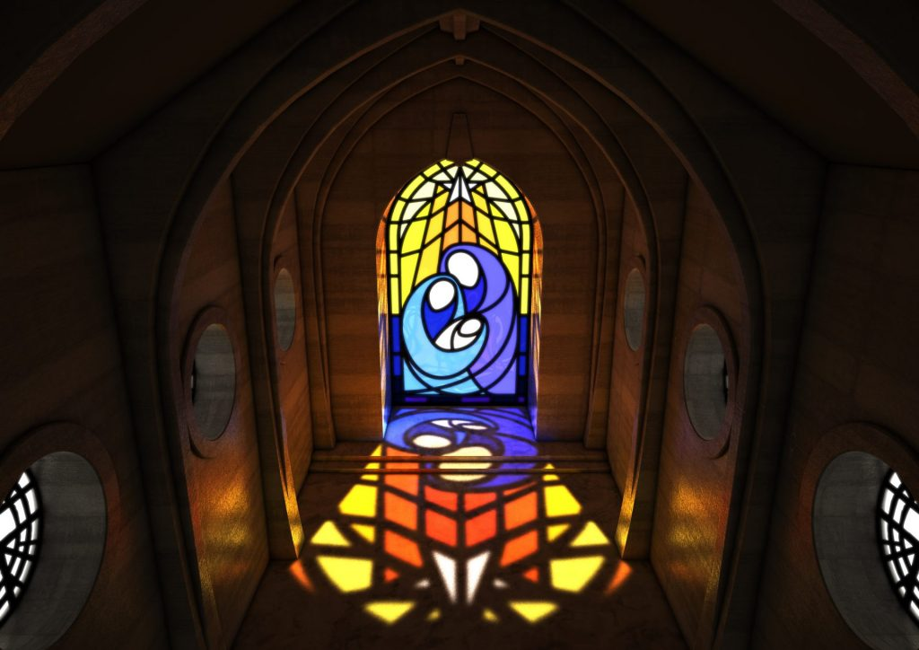 What Is A Stained Glass?