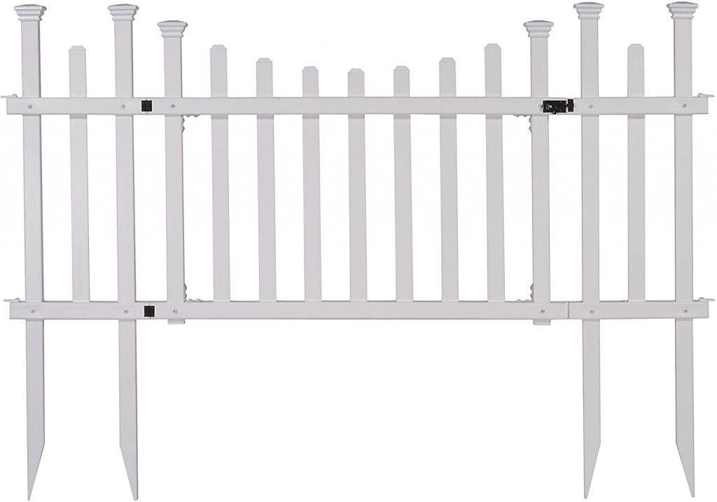 Zippity Outdoors Small Fence
