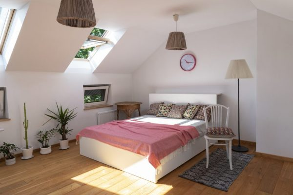 7 Amazing Modern Attic Bedroom Ideas To Steal From