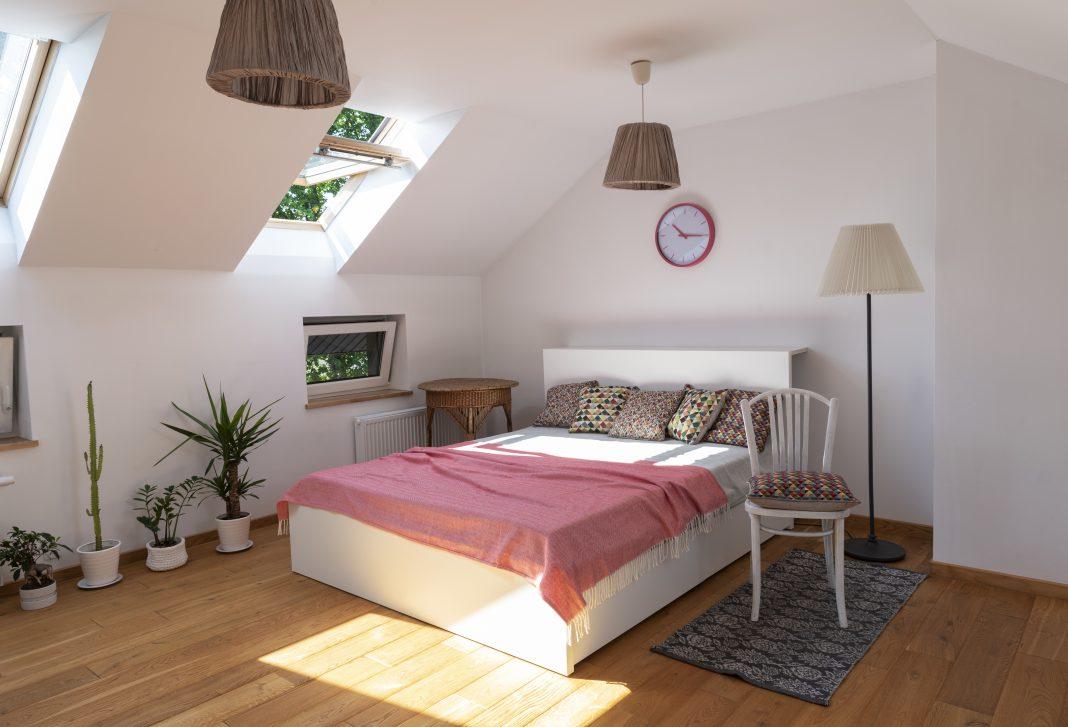 7 Amazing Modern Attic Bedroom Ideas To