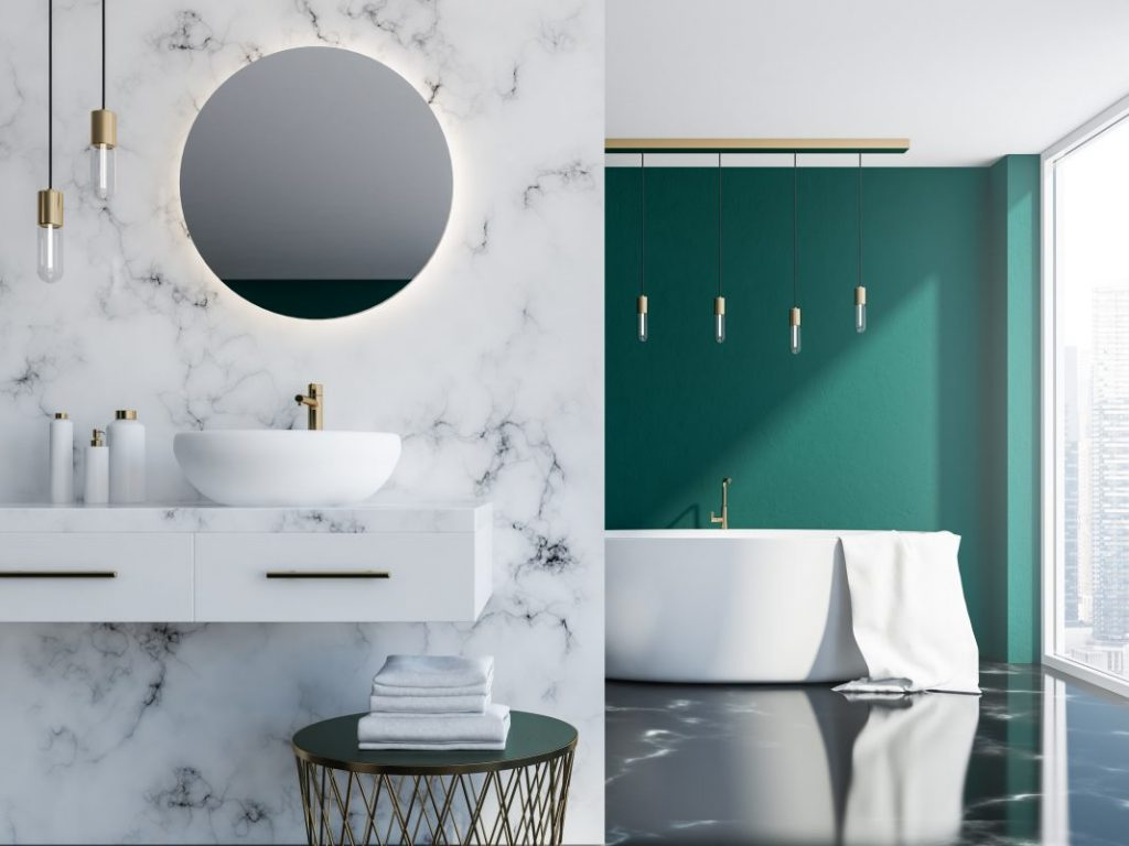 5 Fresh Bathroom Ideas To Make Your Stay There Longer