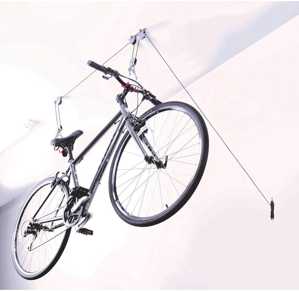 bike ceiling storage