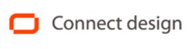 connect design logo