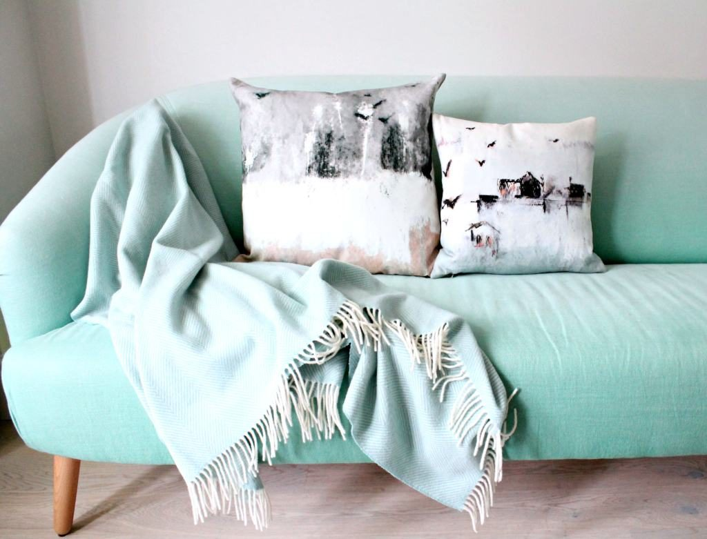 8 Ways To Integrate Mint Green Color In Your House