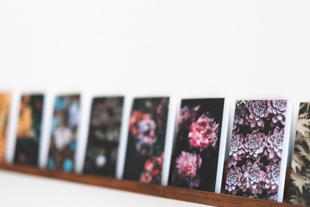 floral murals