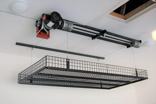15 Best Garage Ceiling Storage Lift Options (In 2020)