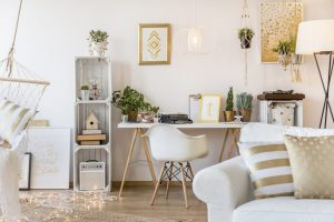 How To Use The Gold Color To Accent Your House