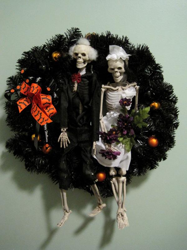 A Halloween Wreath
