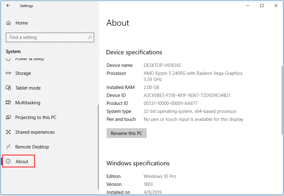 How to Check RAM Speed Windows 10