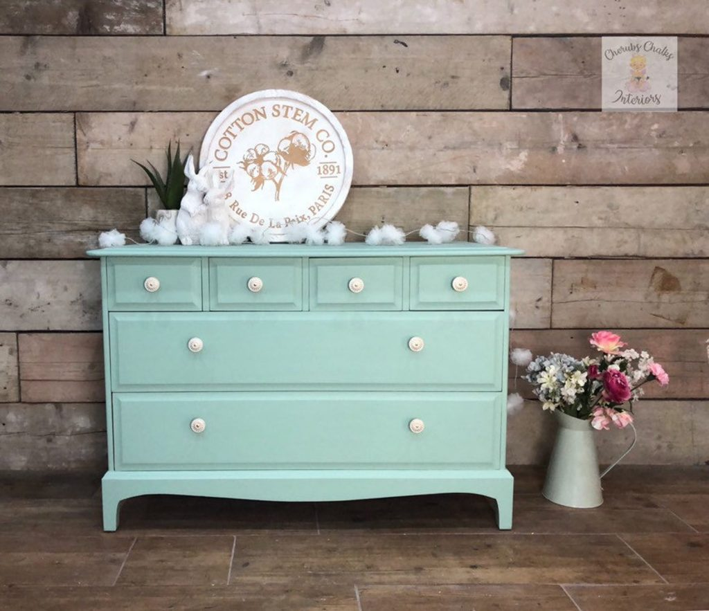mint-green-drawers-chest