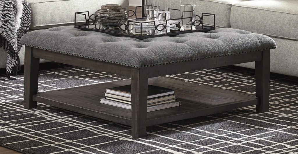 Coffee Table Ottomans