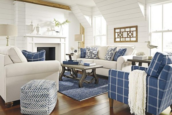 10 Brilliant Ways To Add The Plaid Pattern To Your House