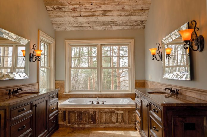 Elements For A Rustic Space
